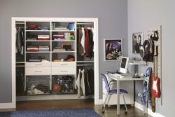 Teen's Reach-In Closet