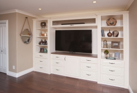 Built-in-Entertainment-Unit-White