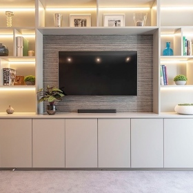 Built-in-Entertainment-Unit