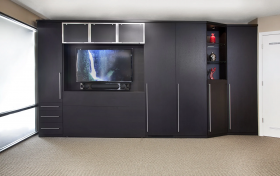 Built-in-Wall-to-Wall-Entertainment-Unit-Custom