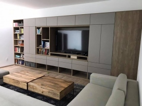 Custom-Media-Entertainment-Unit-or-Center-Wall-to-Wall