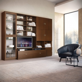 Wall-Unit-for-Media-Center-or-Entertainment-Unit