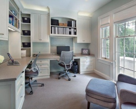 home-office-white-cabinets-built-in-desk-ideas