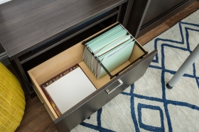 Built-in Filing Cabinet