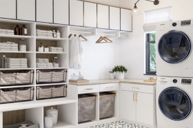 Modern-Laundry-Room-with-Accessories