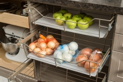 Pull-Out Pantry Baskets