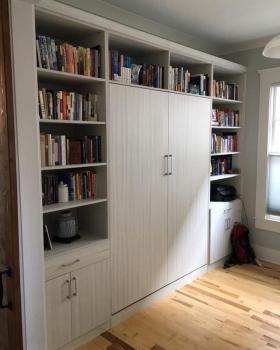 Book-Shelf-Wall-Murphy-Bed-Closed