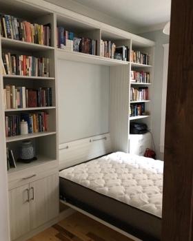 Book-Shelf-Wall-Murphy-Bed-Open