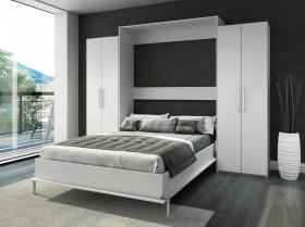Wall-Murphy-Bed-Guest-Room-Open