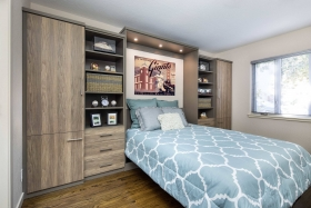 Wall-Murphy-Bed-with-wall-to-wall-storage-open