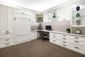 White-Home-Office-Wall-Murphy-Bed-Closed