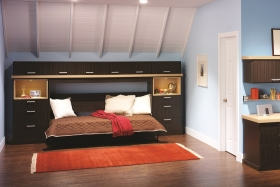 Horzontal Bed