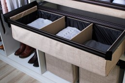Cloth Deep Divided Drawer