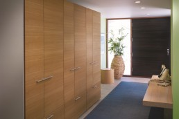 Bamboo Entry Cabinets