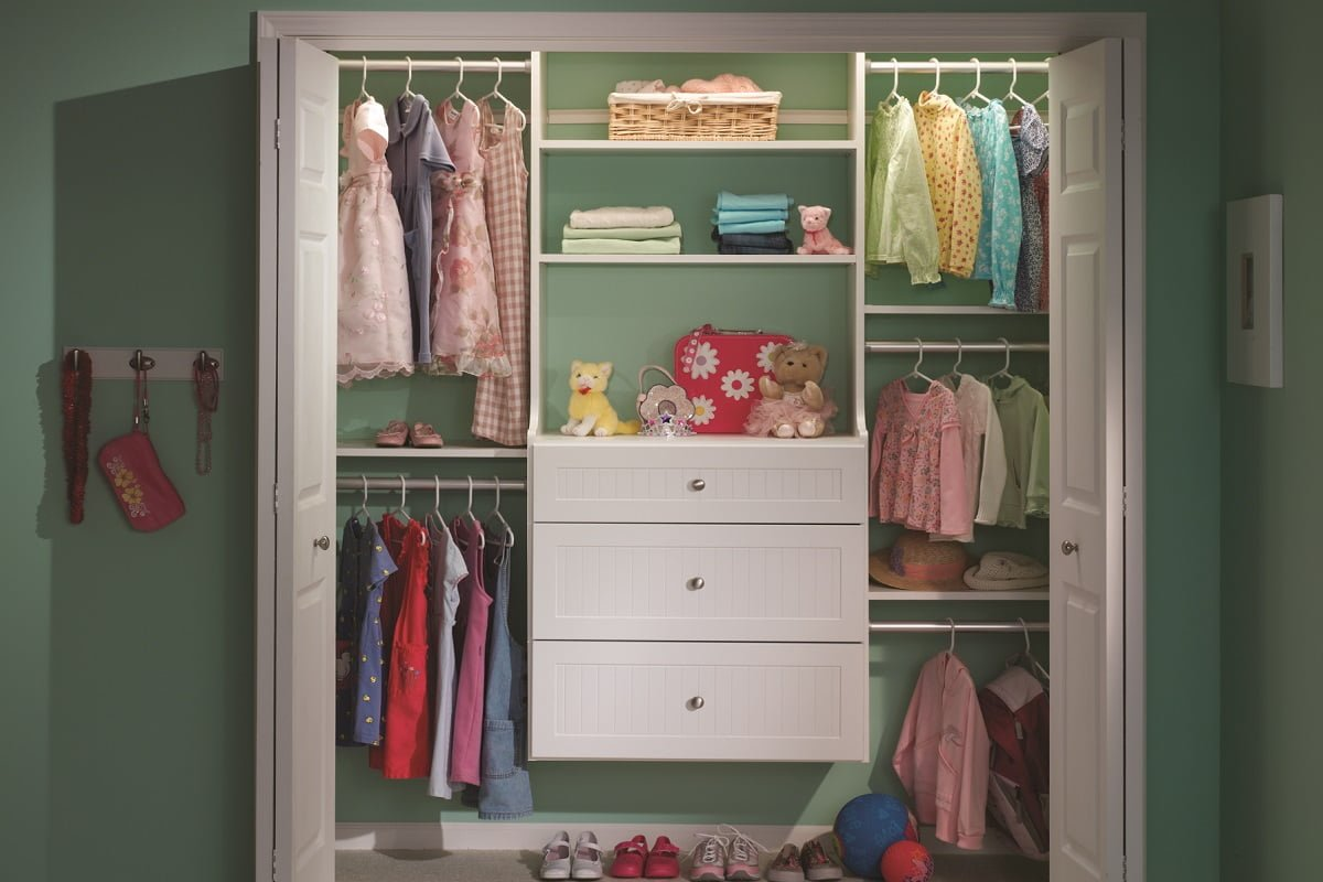 Photo gallery - strickland's closets & home organization.