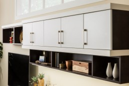 Home Office Upper Cabinets