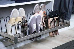 Pull-Out Shoe Organizer