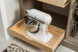 Pull-Out Appliance Drawer