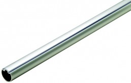 Satin Nickel Round Rod