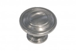 6268 Satin Nickel Circle Knob