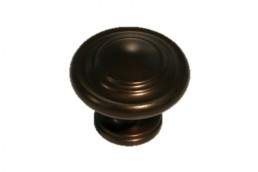 6717 Oil-Rubbed Bronze Circle Knob
