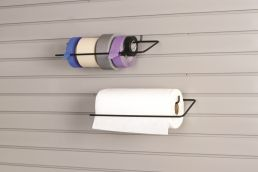Tape and Towel Rack