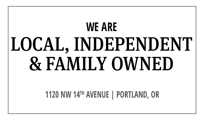 We are local, independent, and family owned.