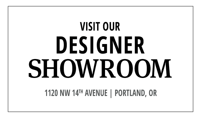 Visit our designer showroom.